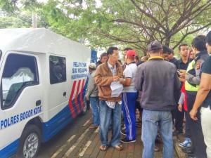 Tingkatkan Pelayanan Sim Keliling Kota Bogor Beroperasi Di Kawasan