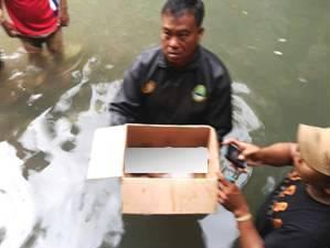 Mayat Bayi Laki Laki Gegerkan Warga Ciparigi Polresta Bogor Kota