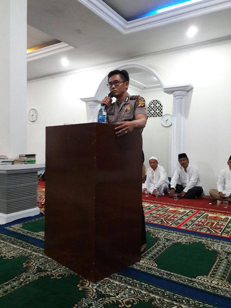 ea03a1774736ab Melalui Peringatan Isra Mi'raj, Bhabinkamtibmas Kel. Babakan Ajak  Masyarakat Tegakkan Sholat Untuk Menahan Diri Dari Perilaku Menyimpang