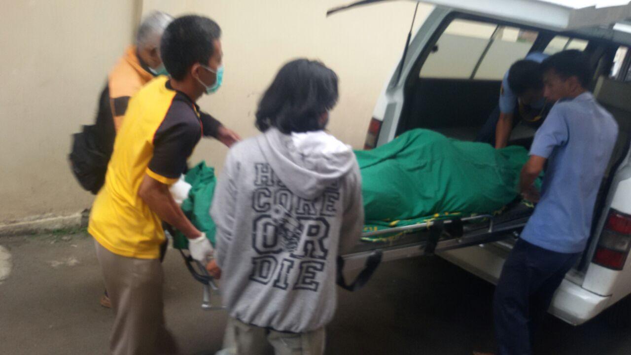 Seorang Pria Ditemukan Tak Bernyawa Didalam Rumah Polresta Bogor Kota