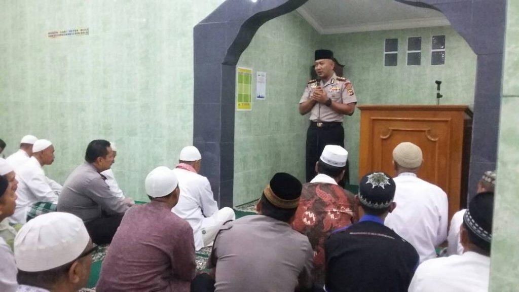 Subuh Keliling, Kapolresta Bogor Kota Menyambangi Masjid